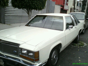 Ford Ford Ltd Crown Victo
