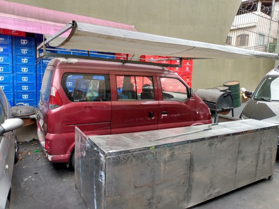Hafei Towner Food Truck 7 Lugares