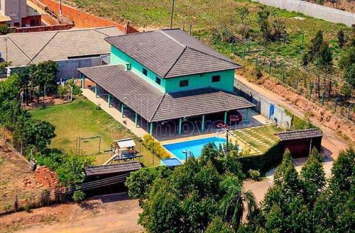 Imagem 1 de 15 de Chácara Para Venda Em Jundiaí, Chácara Recreio Lagoa Dos Patos, 3 Dormitórios, 1 Suíte, 4 Banheiros, 6 Vagas - 21475_1-1924014