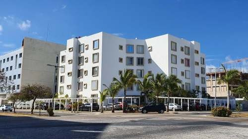 Condominio La Loma, Supermanzana 12, Agradable Departamento En Renta De 3 Recámaras, Avenida Acanceh Cancún Quintana Roo