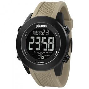 Relógio X Games Masculino Xmnpd003 Pxex Preto - Refinado