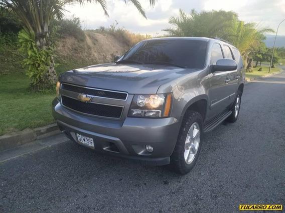 Chevrolet Tahoe T/al Blindada