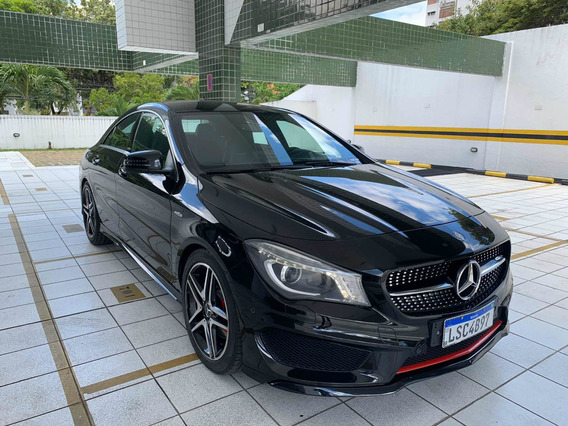 Mercedes-benz Classe Cla 2.0 Sport Turbo 4matic 4p 2015