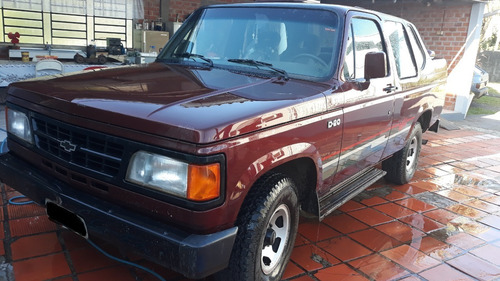 D20 Cabine Dupla Turbo Diesel 4.0 Maxion Ano 1993/93
