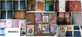 Lote De Livros Antigos De Temas Variados