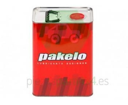 Aceite De Competicion Pakelo Global Gears 75w140