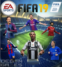 Fifa 2019 Xbox 360 - Leia A Descrição Não É Cd Jogue Online