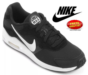 Tênis Nike Air Max Guile Masculino - Branco E Preto Original