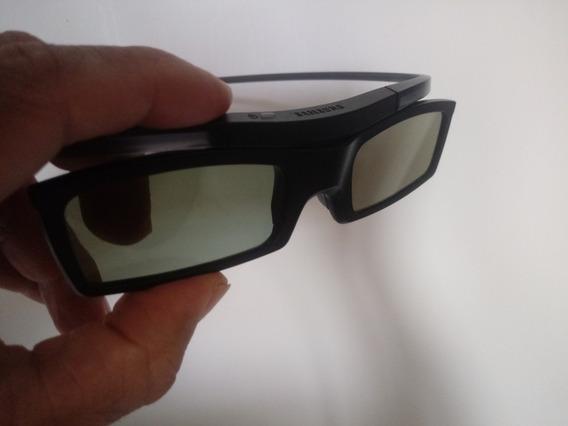 Par De Óculos 3d Samsung 100% Original Das Séries De Tvs 3d