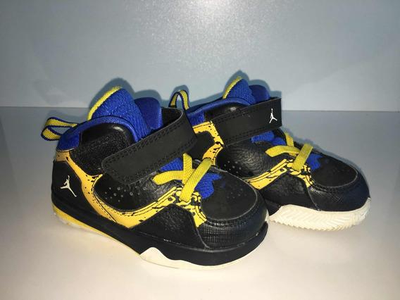 Zapatos Nike Jordan Originales Talla 7c Usa (13cm) Niños