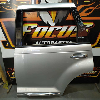Puerta Trasera Izquierda Chrysler Pt Cruiser