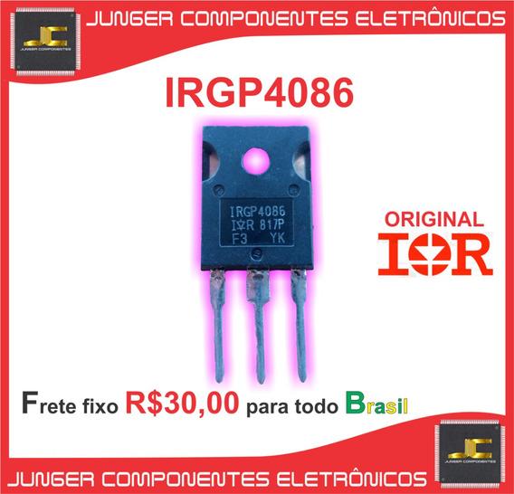 Irgp4086 Gp4086 4086 Igbt - 300v 70a 160w To247ac - Original