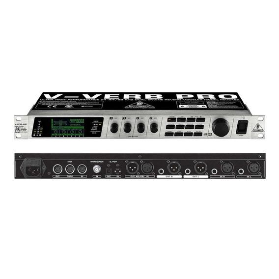 Processador De Efeitos Behringer V Verb Pro Rev-2496