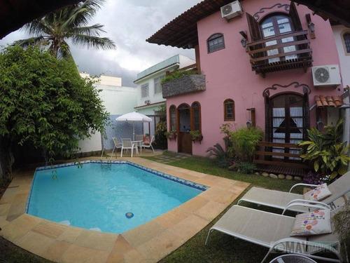 Casa Com 4 Dormitórios À Venda, 280 M² Por R$ 1.690.000,00 - Vila Valqueire - Rio De Janeiro/rj - Ca0234