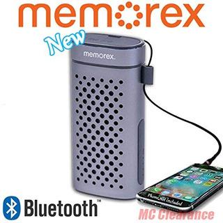 Memorex Mwb3363 Flexbeats - Altavoz Bluetooth Portatil Color
