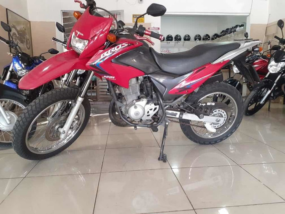 Honda Nxr Bros 150 Esdi