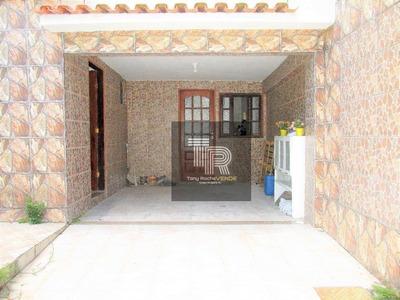 Casa 2 Quartos, Garagem, Em Vila Fechada - Fonseca - Ca0030
