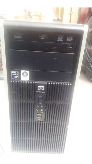 10-computador Gabinete/cpu Completo Amd-phenom X4