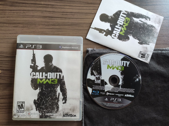 Call Of Duty Modern Warfare 3 Midia Fisica Original