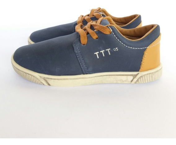 Tênis Infantil Tigor T. Tigre - Ttt93 - Azul - 6674-0001