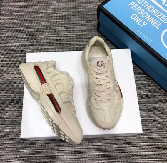 Sapatos Gucci Rhyton