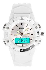 Reloj Dama Skmei Acuático Deporte 0821 Cronómetro Original