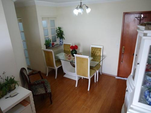Apartamento Com 3 Dormitórios À Venda, 68 M² - Ap0207