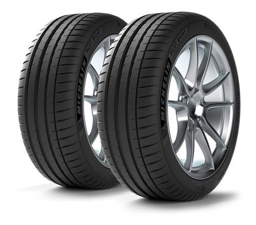 Kit X2 Neumáticos 275/35/21 Michelin Pilot Sport 4 103 Y No