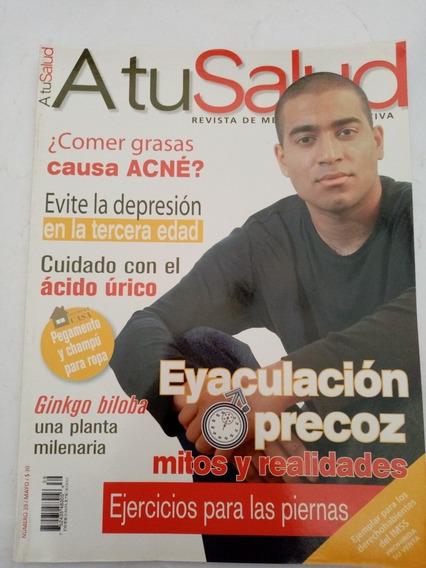Revista A Tu Salud Eyaculación Precoz Mayo2007 #39