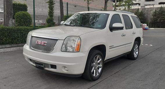 Gmc Yukon Denali 2012 Blanco