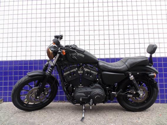 Xl 883 Iron 2013 Preta Impevacel!!! Confira!!!
