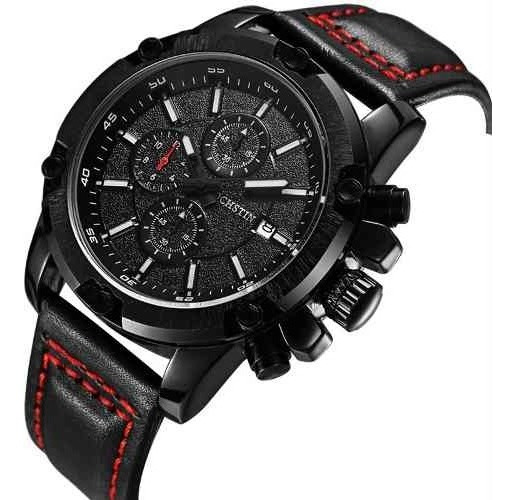 Relógio Original Ochstin Modelo 6075g Com Cronógrafo