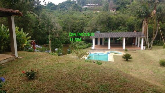 Itapecerica Da Serra/belo Sitio/sede/piscina/campo/lago. - 05003 - 68098643