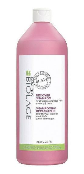 Biolage Raw Recover Shampoo X 1000 Ml