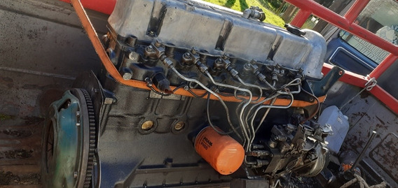 Nissan Ld28 Motor Y Caja 5ta