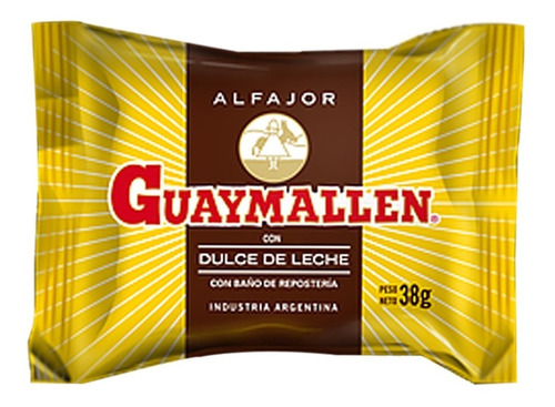 Alfajor Guaymallen Promo X10un -oferta Barata La Golosineria