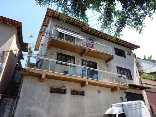 Imagem 1 de 15 de Casa Com 3 Dormitórios À Venda, 220 M² Por R$ 600.000,00 - Piratininga - Niterói/rj - Ca21009