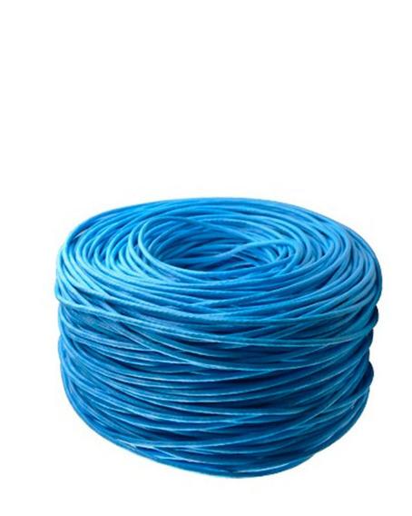 Cable Utp Cat6 Rollo De 50 Mts Wireplus Cat 6