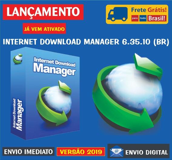 Internet Download Manager 6.35.5 (br) Gerenciador De Downloa