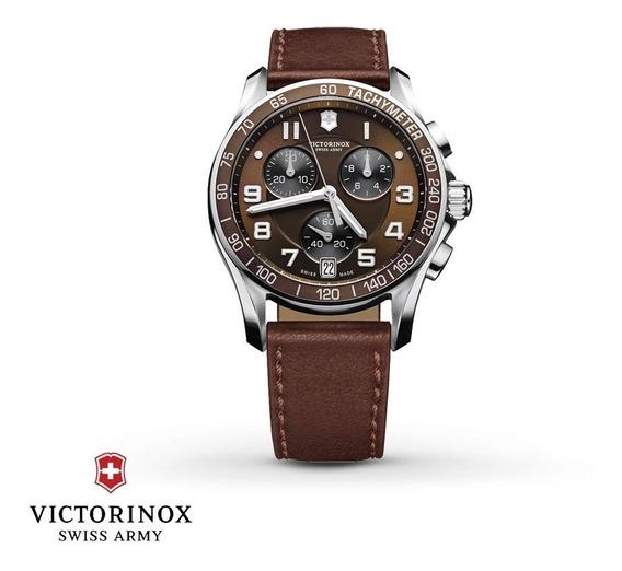 Liquidação Relógio Victorinox 241498 Top Novo E Original