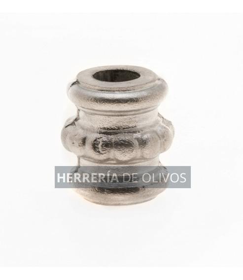 Aplique Reja Hierro Intermedio De Reja (10 Unidades) C.9976