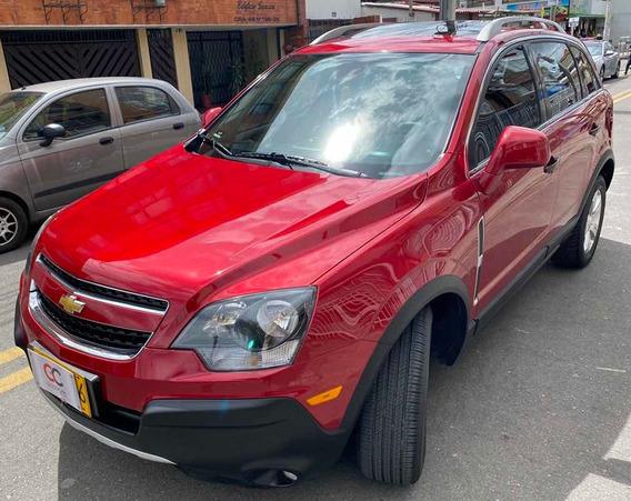 Chevrolet Captiva Sport 2.4 Techo At