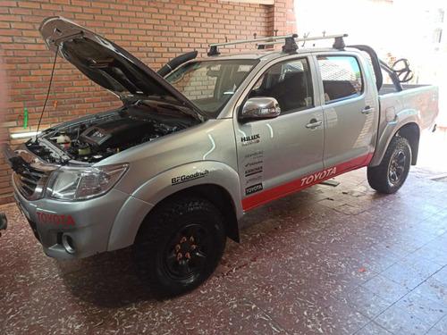 Toyota Hilux 3.0 Cd Srv Cuero 4x4 5at - A4 2015