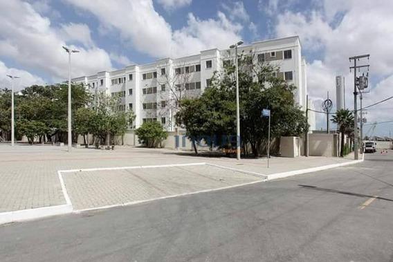 Apartamento Com 2 Dormitórios Para Alugar, 46 M² Por R$ 810,00/mês - Maraponga - Fortaleza/ce - Ap0773