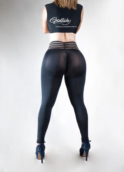 Leggins Semi Transparentes Sexys Mujer Leggins Tela Calidad Premium No Deportivo Envio Gratis