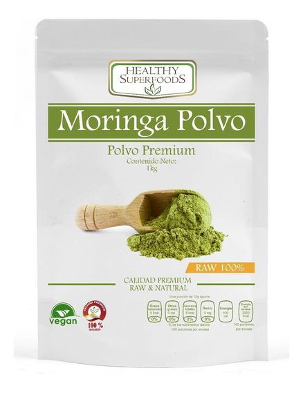 Moringa Polvo Premium 3 Kg Envio Gratis