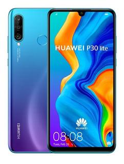 Huawei P30 Lite 4 Gb Ram + 128 Gb Azul