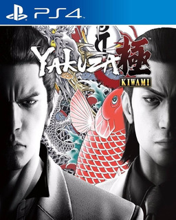 Yakuza Kiwami - Ps4 - Digital - Manvicio Store