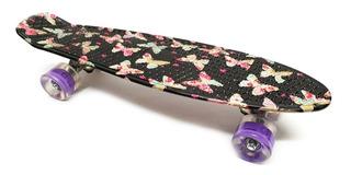 Patineta Tabla Skate Penny Mini Long Estampada Envío Gratis