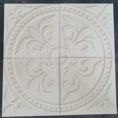 Imagen 1 de 5 de Piso Concreto Piedra Florentino